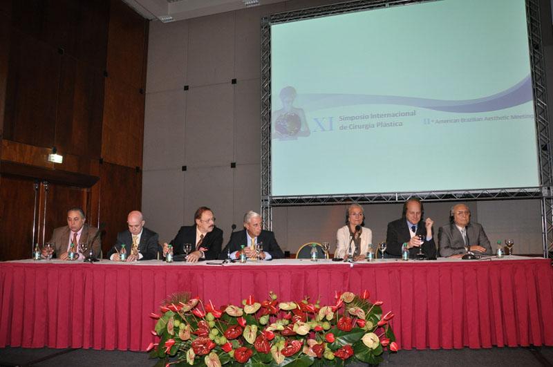 Joel Feldman Francoise Firmin Roger Amar San Paolo Brazil
