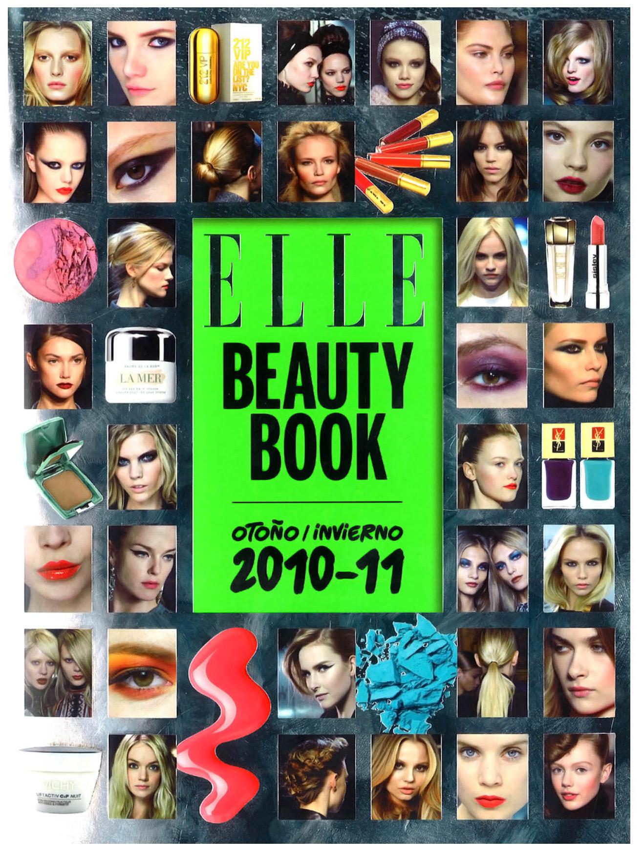 Amarclinic Revista Elle Beauty Book